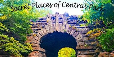 Secret Places of Central Park, Walking Tour - New