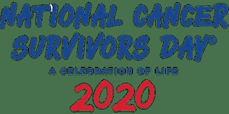 2020 National Cancer Survivor Day EXHIBITORS tickets