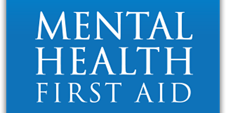 Virtual Mental Health First Aid tickets