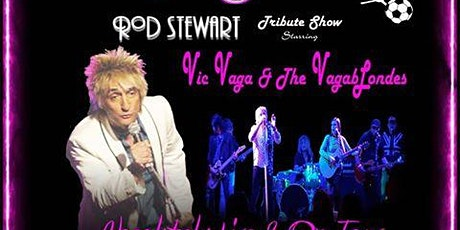Vagablonde- A Tribute to Rod Stewart tickets