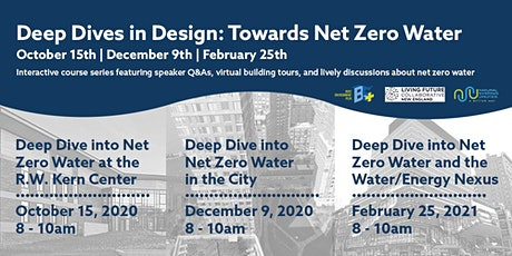 Deep Dive into Net Zero Water and the Water/Energy Nexus tickets