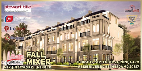 DC Metro Real Producers Fall Mixer tickets