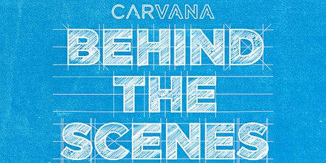 Carvana Behind-the-Scenes: Logistics Edition tickets