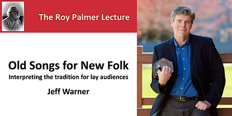 The Roy Palmer Lecture 2020 tickets