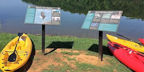 Fall paddle at Joe Wheeler State Park tickets