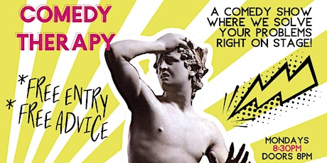 Comedy Therapy in Friedrichshain Tickets