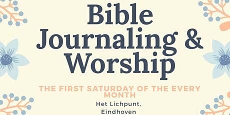 Bible Journaling and Worship tickets