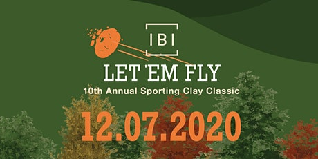 IBI Group Let 'Em Fly 10th Annual Sporting Clay Classic-SPONSORS tickets
