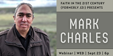 Faith in the 21st Century presents: An Evening with Mark Charles tickets