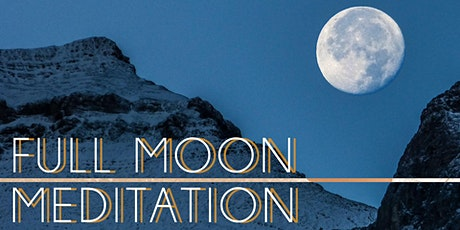 Full Moon Meditation with Pavanjeet tickets