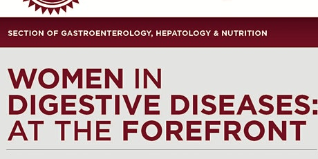 2021 Women in Digestive Diseases: At the Forefront tickets