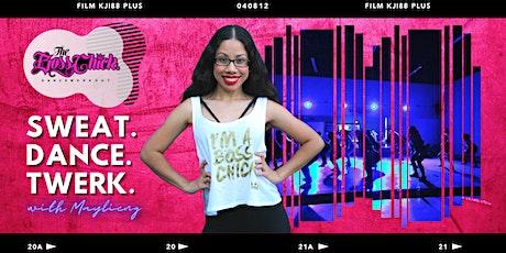 LIVESTREAM: Boss Chick Dance Workout Twerk Cardio {FEMPOWER THEME} tickets