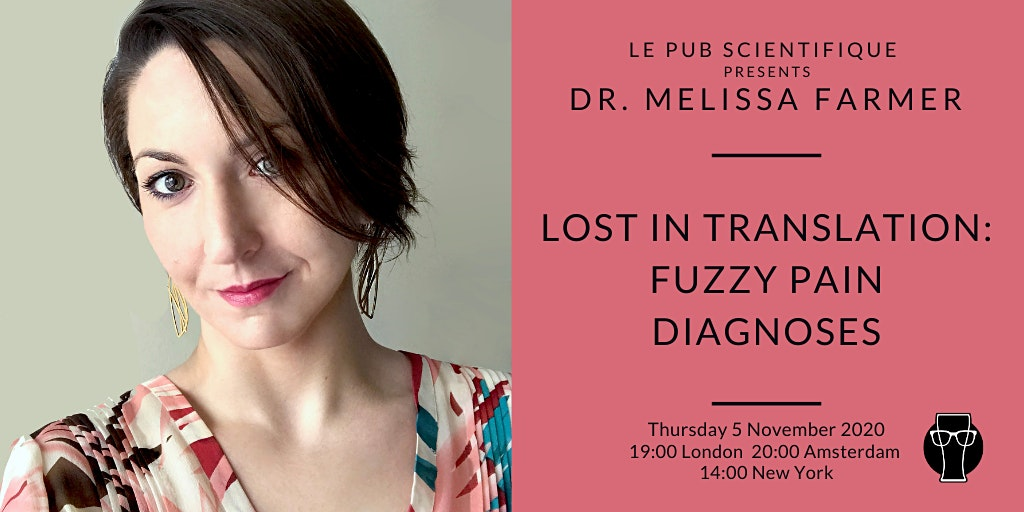 Lost in Translation: Fuzzy Pain Diagnoses