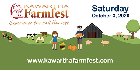 2020 Kawartha Farmfest tickets