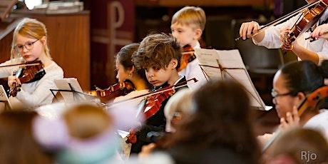 Op bezoek bij de Vereniging Rotterdams Jeugd Symfonie Orkest en speel mee tickets
