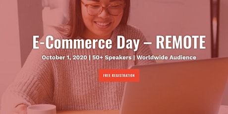 E-Commerce Day REMOTE tickets