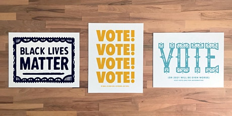 Get Out The Vote With Artisan's Asylum: A Poster Making Event tickets