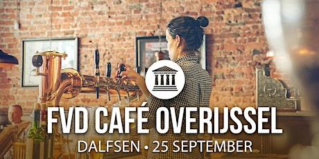 FVD Café Overijssel tickets