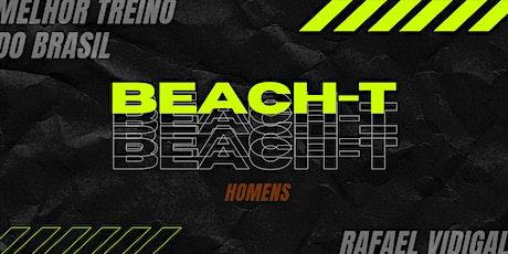 BEACH-T PARA HOMENS ingressos