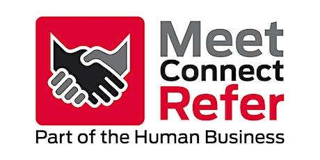 Meet Connect Refer - 22nd September 2020 tickets