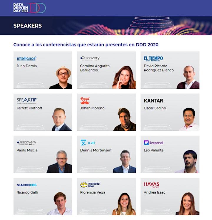 Imagen de Data Driven Day 2020 | Colombia