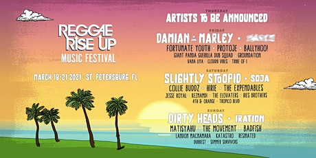 Reggae Rise Up Florida Festival 2021 tickets