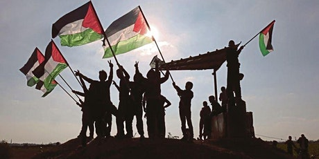 Palestine Conversation on annexation and the current crisis tickets