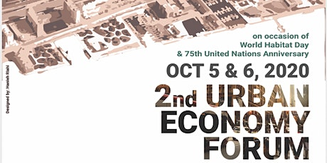 Urban Economy Forum 2020 tickets