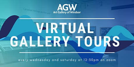 AGW: Virtual Gallery Tour tickets