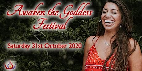 Awaken the Goddess Festival tickets