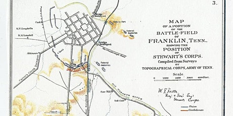 Spring Hill to Franklin Battlefield Tour tickets