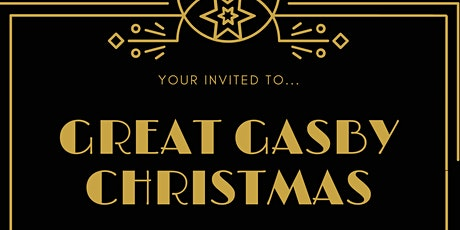 Great Gasby Christmas tickets