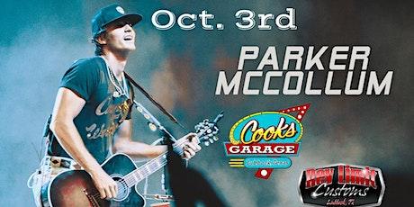 Parker McCollum tickets