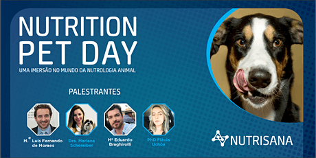 NUTRITION PET DAY - HOME EDITION ingressos