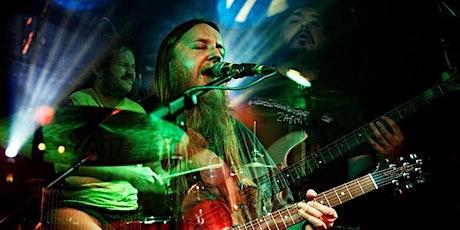 Seth Yacovone Band - The Backyard @ Nectar's tickets
