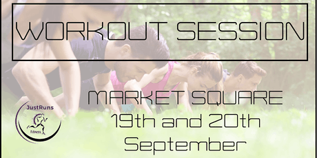 Kildare Town Wellness Weekend ~ Workout Session tickets