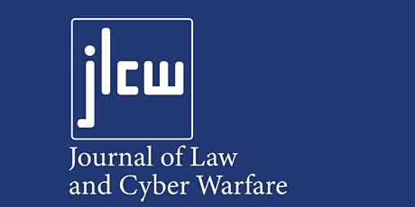 JLCW Virtual Lecture Series: Evolving Face of Cyber  & Information Conflict tickets
