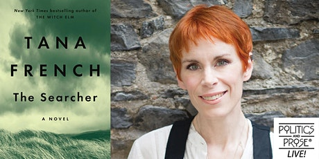 P&P Live! Tana French   THE SEARCHER in conversation with Marlon James tickets