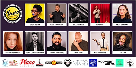 Plano Virtual Comedy Festival - Friday Night Happy Hour Stand-up Show tickets