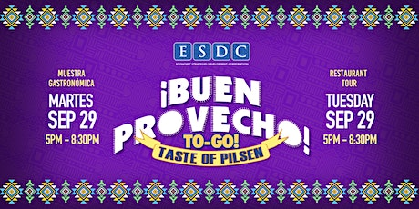¡Buen Provecho! Taste of Pilsen To-Go 2020 tickets