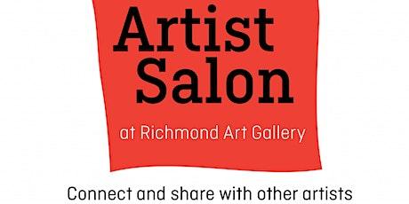 Artist Salon Webinar: Curators' Panel tickets