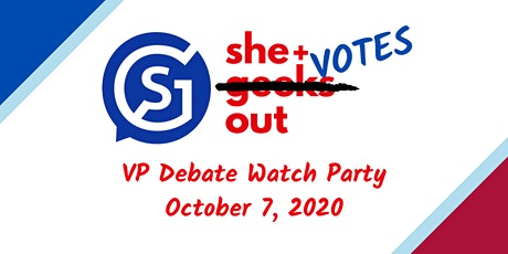 She+ Votes Out: VP Debate Watch Party tickets