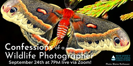 Confessions of a Wildlife Photographer tickets