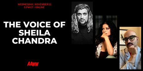 The Voice of Sheila Chandra tickets