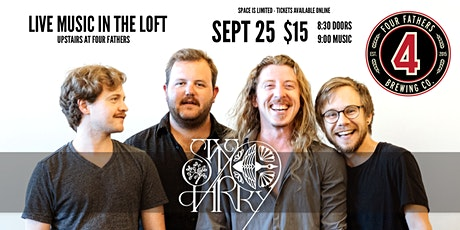 Shy Harry LIVE in the IV Loft at Four Fathers Brewing Co. tickets