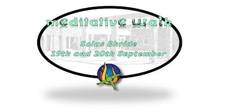 Kildare Town Wellness Weekend ~ Meditative Walk tickets