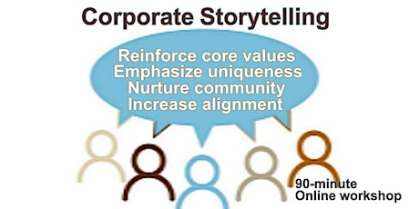 Corporate Storytelling: tickets