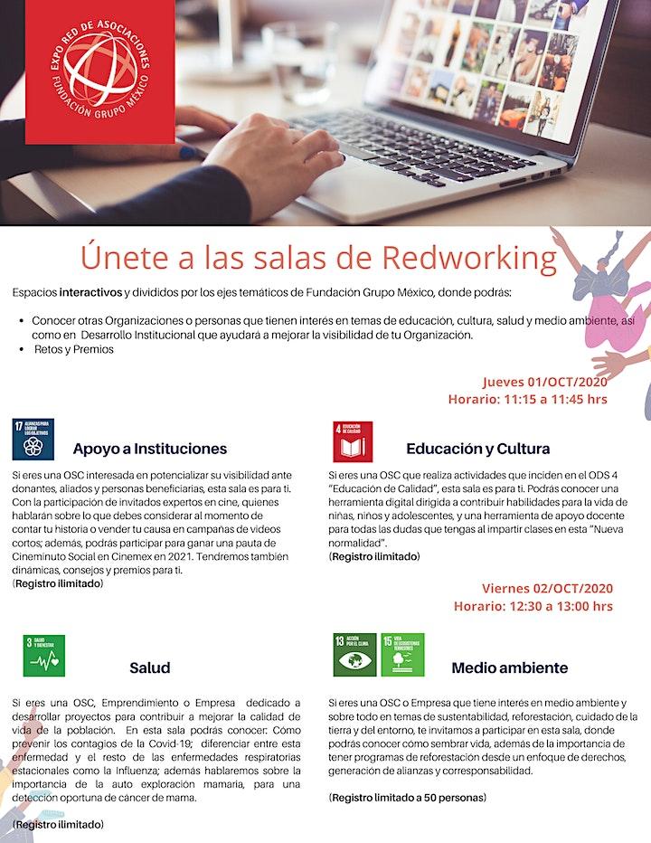 Imagen de Expo Red de Asociaciones 2020