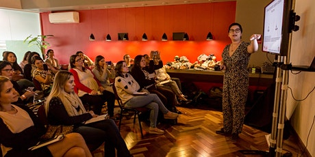 Florianópolis, Brasil - Oficina Spinning Babies® com Maíra- 30-31 Out, 2021 ingressos