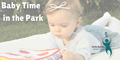 Baby Time in the Park - Strathroy tickets